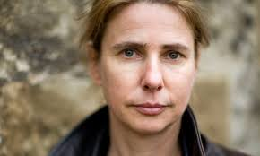 The amazing Lionel Shriver! And yes, she's a woman.