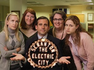Some of you may recognize the town of Scranton, as it is also the famous setting for the television show The Office