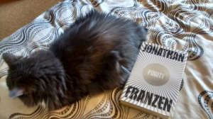 As a feminist, Smokey refuses to even look at Franzen's writing, due to his one-dimensional portrayal of women