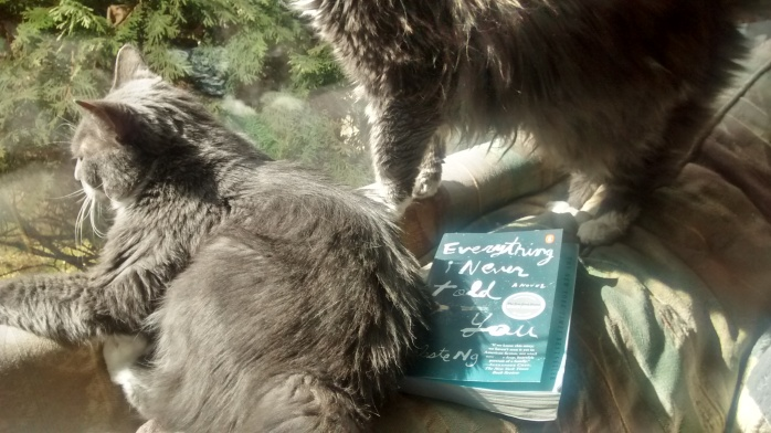 Reading this book has led Smokey and Pearl to contemplate their mom's decision to not return to work