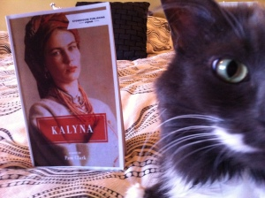 Smokey is always thankful for the comfort of modern day amenities, but this book has reminded her that cats of past didn't have it so good..