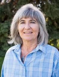 author Joan Crate