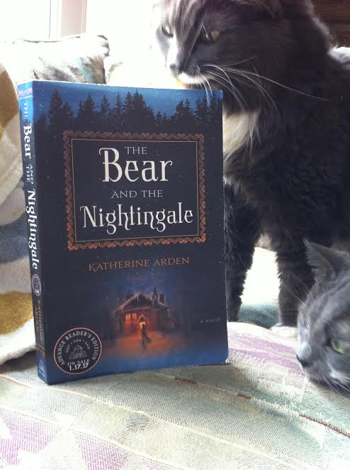 book review the bear and the nightingale by katherine. Black Bedroom Furniture Sets. Home Design Ideas